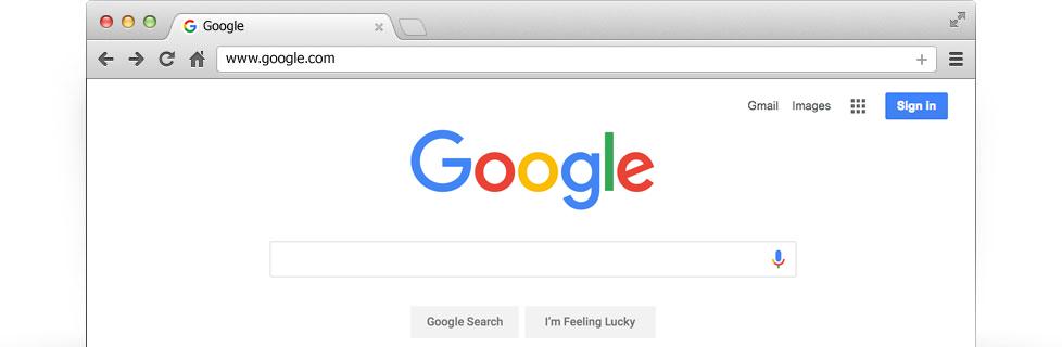 How to make google chrome my homepage on mac