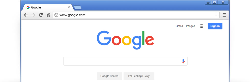 Make Google Your Homepage Google