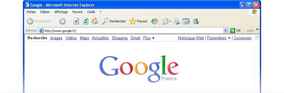Definissez Google Comme Page D Accueil Google