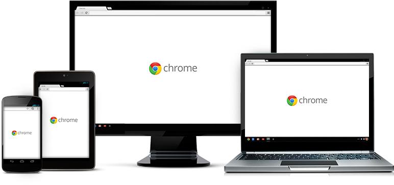 Chrome ब्राउज़र