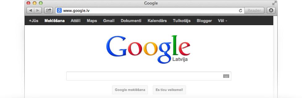 Www Google Lv