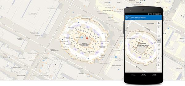 Mapas interiores acerca de google maps madison square garden veja no google maps stopboris Image collections
