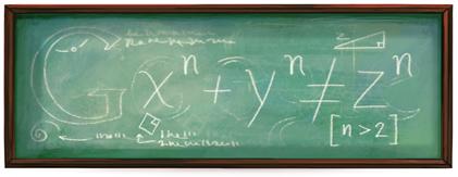 Acabo de descobrir uma maravilhosa prova deste teorema, sendo que este doodle é demasiado pequeno para a demonstrar.