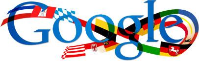 Google-Doodle: Tag der Deutschen Einheit