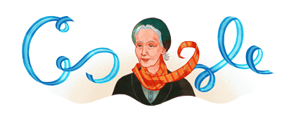 Alicia Moreau de Justo's 127th Birthday