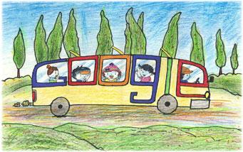 Google Doodle Children's Day