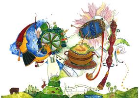 Doodle 4 Google 2012 - Romania Winner