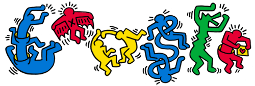 Keith Haring's 54th birthday. Courtesy of the Keith Haring Foundation.