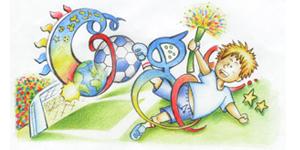 Doodle4Google World Cup Winner - Spain