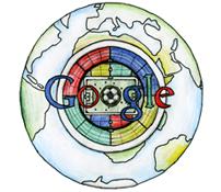 Doodle4Google World Cup Winner - Netherlands