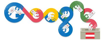 Google-Doodle: Nationalratswahl