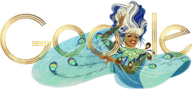 Celia Cruz's 88th Birthday