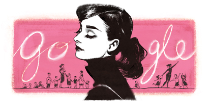 Audrey Hepburn's 85th Birthday