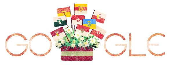 Google-Doodle: Österreichischer Nationalfeiertag 2014