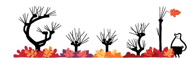 Google-Doodle: Herbstanfang 2014