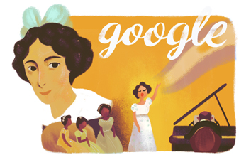 Mariquita Sanchez de Thompson's 228th Birthday