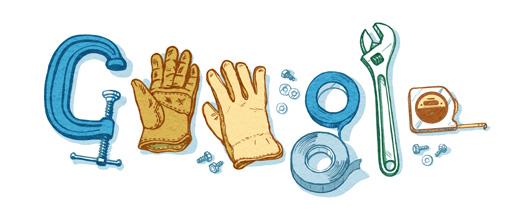 Google-Doodle: Tag der Arbeit