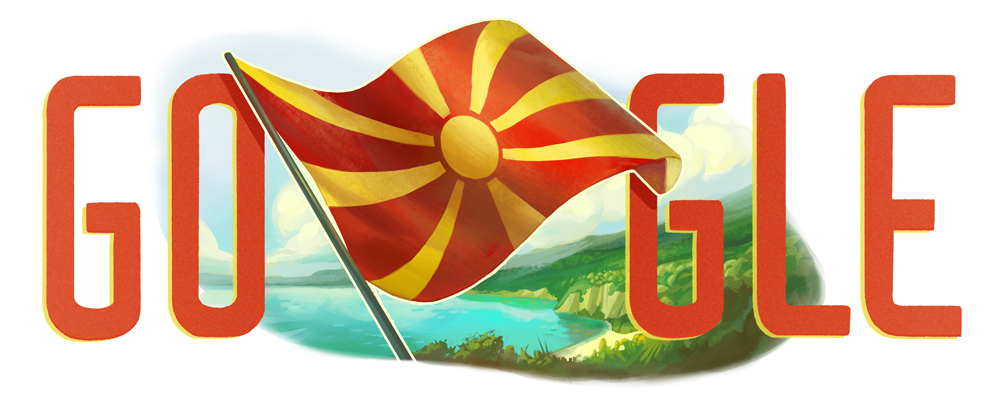 Macedonia Independence Day
