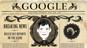Nellie Bly's 151st Birthday