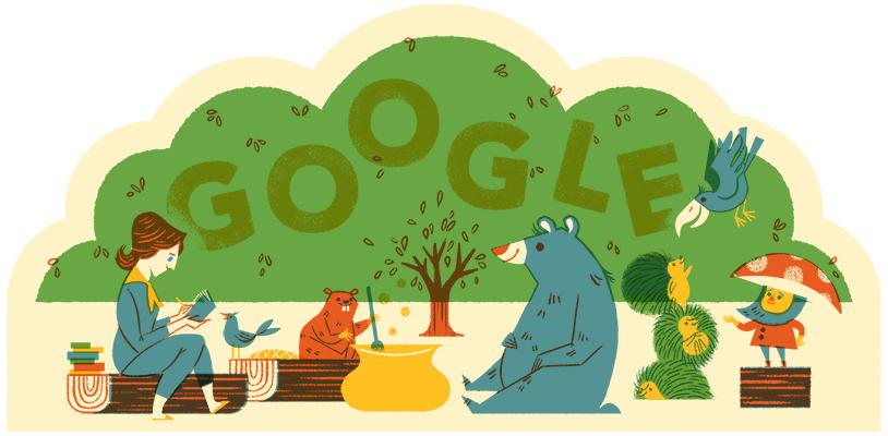 2007 2008 naptár Google Doodles 2007 2008 naptár