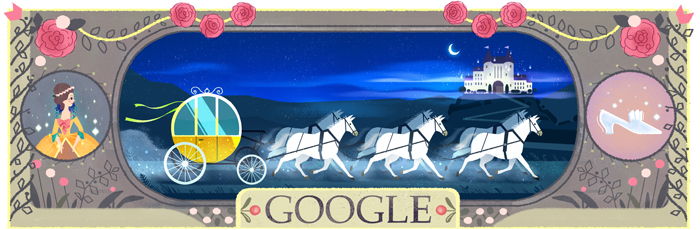 Charles Perrault's 388th Birthday Doodle