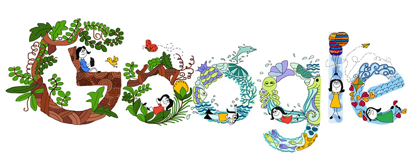 Doodle 4 Google Children S Day 2016 India