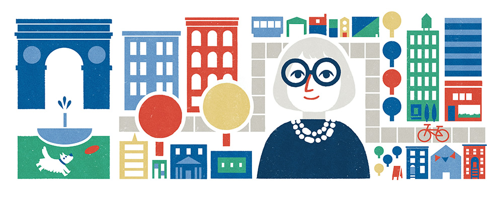 Jane Jacobs' 100th birthday