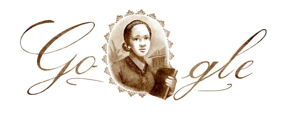 r a kartini s 137th birthday google