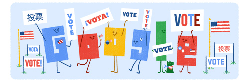 U.S. Elections 2016: Find your polling place!