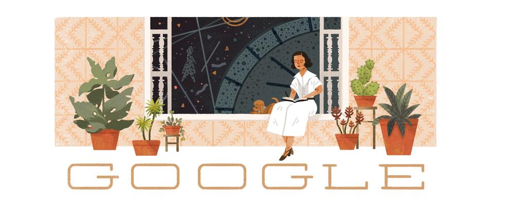 Google celebra a María Zambrano en españa