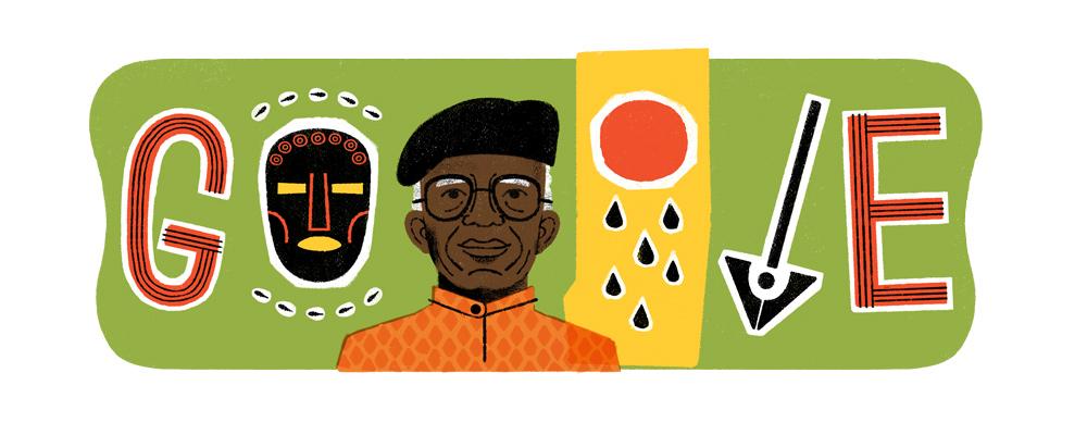 87eanniversaire de la naissance de Chinua Achebe