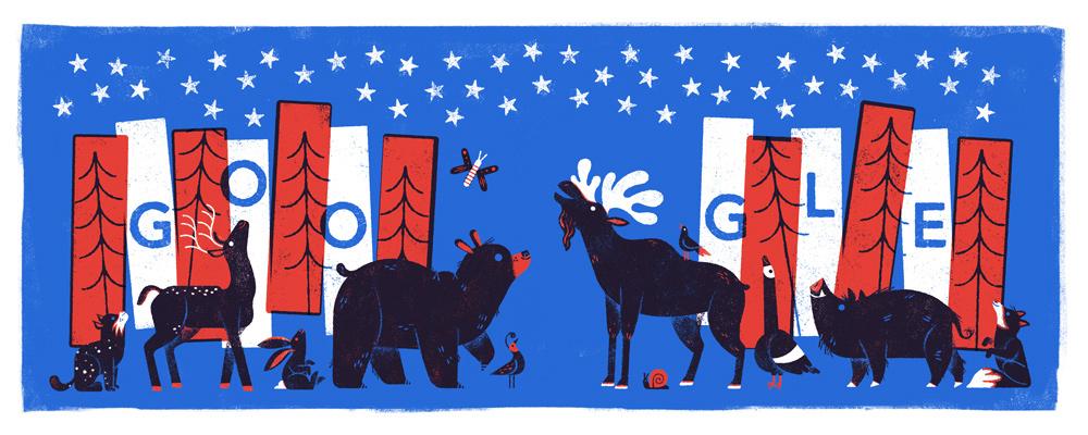 Fête nationale des États-Unis2017