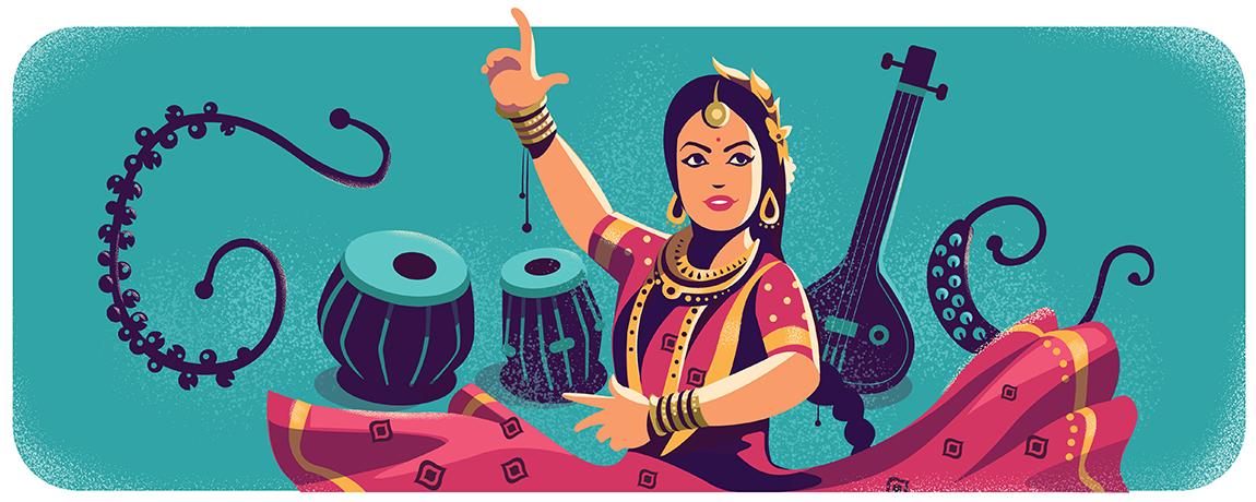Sitara Devi's 97th Birthday