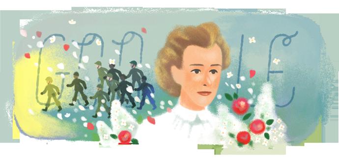 Edith Cavell's 153rd Birthday