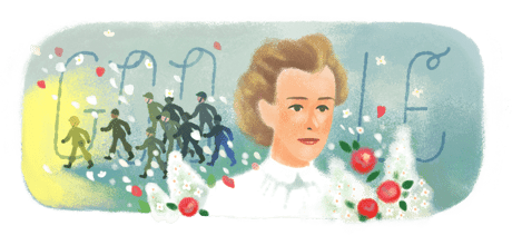 Edith Cavell's 153rd Birthday