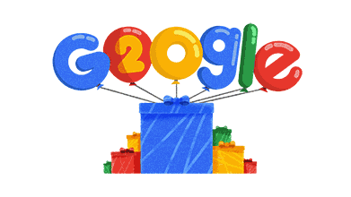 Google's 20th Birthday (US)