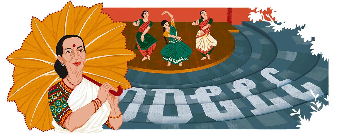 100eanniversaire de la naissance de MrinaliniSarabhai