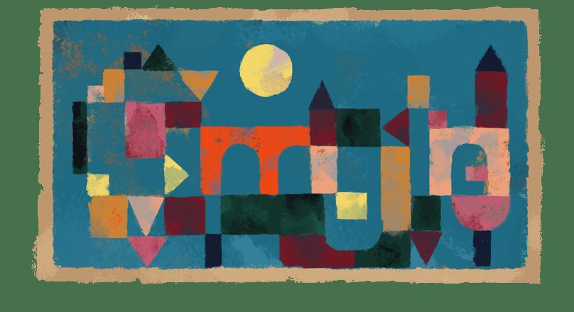 139e anniversaire de la naissance de Paul Klee