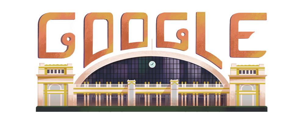103eanniversaire de la mise en service de la gare de HuaLamphong à Bangkok