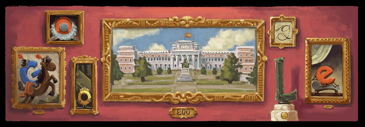 200º aniversario del Museo del Prado