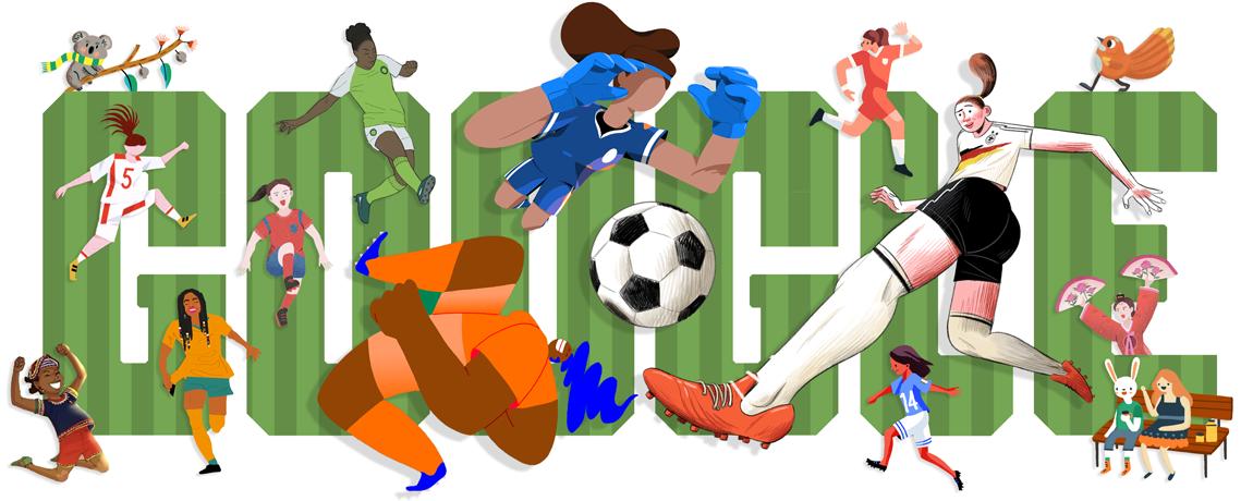 Fussball Weltmeisterschaft Der Frauen 2019 Tag 1