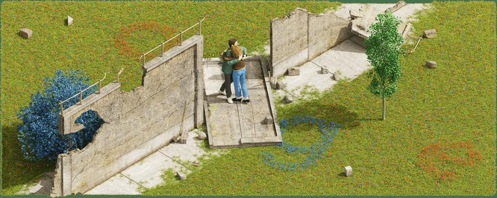 30º aniversario de la caída del Muro de Berlín