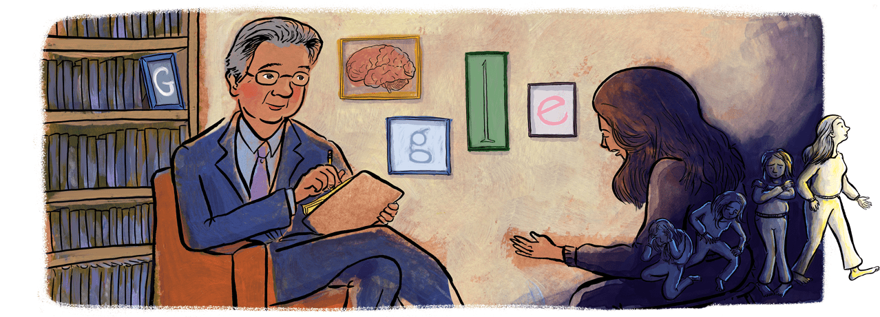 Celebrating Dr. Herbert Kleber. Photo with courtesy - Google