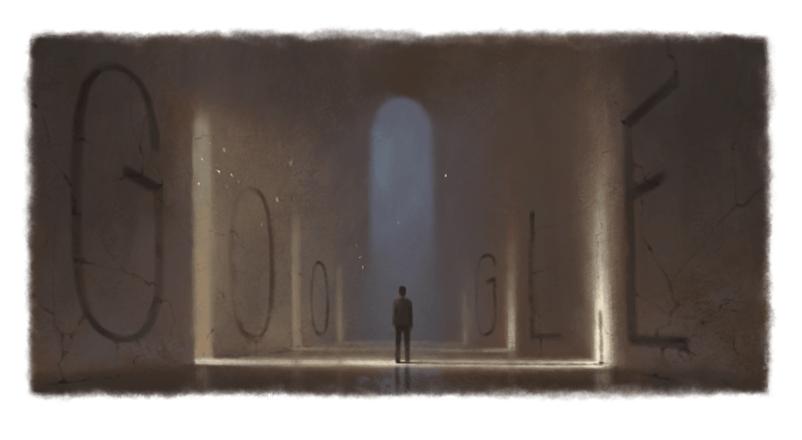 108.º aniversario del nacimiento de Ernesto Sábato