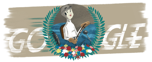 Eliška Junková's 120th Birthday