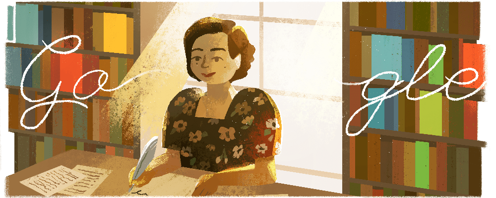 Genoveva Matute - Who Is The Girl On Google PH's Doodles?