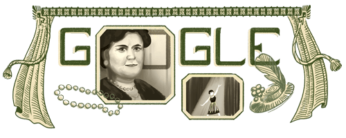 Marie Dressler's 152nd Birthday
