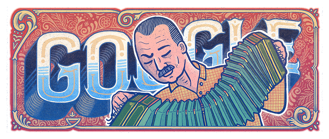 Astor Piazzolla's 100th birthday