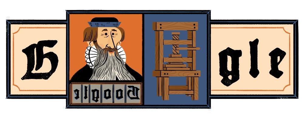 Celebrating Johannes Gutenberg