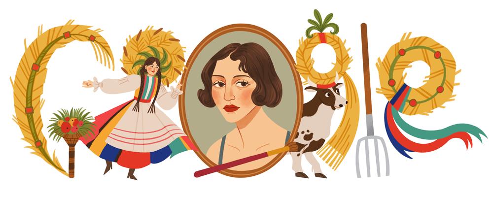 130 χρόνια από τη γέννηση της Zofia Stryjeńska